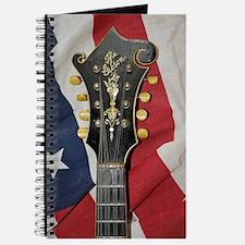 FramedPrintLarge_Gibson_Flag Journal
