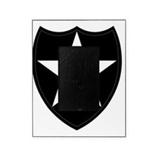 2nd Infantry Division Picture Frame