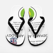 ANC Apology Flip Flops