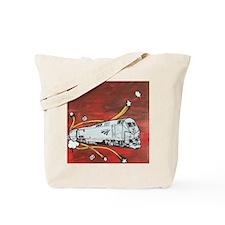 KenellisAmtrak Tote Bag