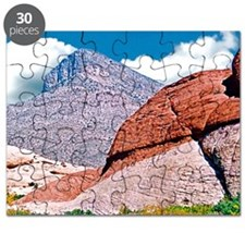 Red Rock Canyon State Park Mousepad Puzzle