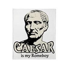 Caesar Romeboy W Throw Blanket
