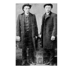 mouse pad two gentlemen 1 Postcards (Package of 8)