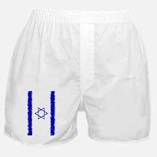 Israel Rev1 443 Boxer Shorts
