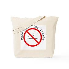 STOP_SMOKING Tote Bag