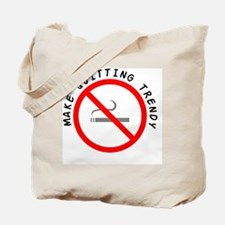 STOP_SMOKING Tote Bag