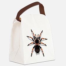 tarantula_CP Canvas Lunch Bag