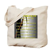 SENILITY POSTER Tote Bag