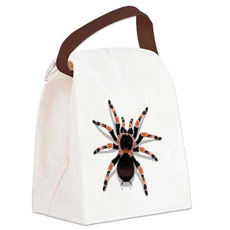tarantula_i4 Canvas Lunch Bag
