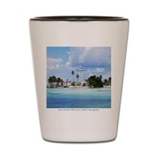 Paradise Found for CP Shot Glass