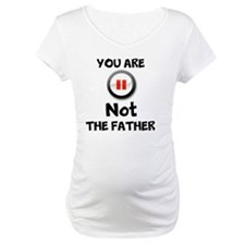 not the father. Shirt
