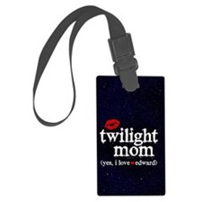 441 TwiMomBlk Luggage Tag