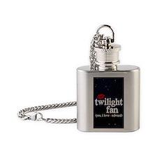 443 TwiFan Flask Necklace