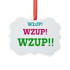 wzup Ornament