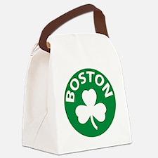 Boston2 Canvas Lunch Bag