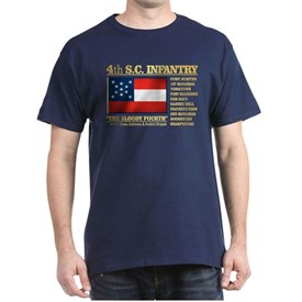 4th South Carolina Infantry T-Shirt