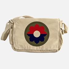 9th Infantry Division Messenger Bag