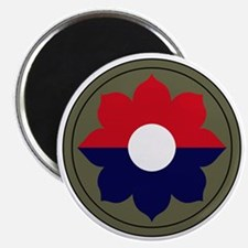 9th Infantry Division Magnet