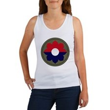 9th Infantry Division Women's Tank Top