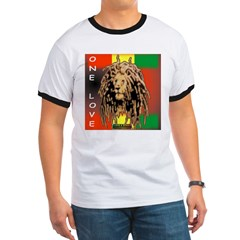ONE LOVE LION T