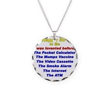 50-years-to-2015 Necklace Circle Charm