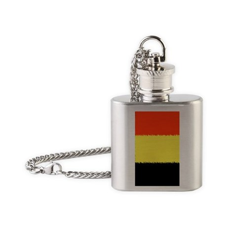 Belgium 441 Flask Necklace