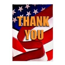 THANK YOU 1A 5'x7'Area Rug