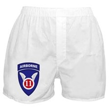 11th Airborne Division Boxer Shorts