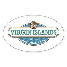 Virgin Islands National Park Decal