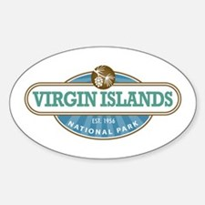 Virgin Islands National Park Decal
