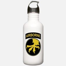 17th Airborne Division Sports Water Bottle