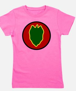 24th Infantry Division Girl's Tee