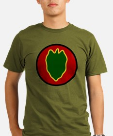24th Infantry Divisio T-Shirt