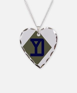 26th Infantry Division Necklace