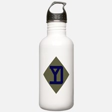 26th Infantry Division Water Bottle