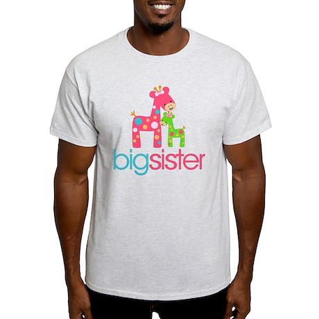 funky giraffe sister no name Light T-Shirt