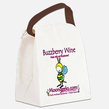 Wine Tee [Buzzberries~2011]-1 Canvas Lunch Bag