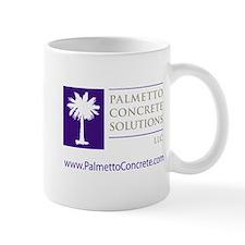 Palmetto Concrete Mug