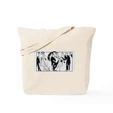HighSocietyTray Tote Bag