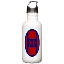 30th Infantry Division Water Bottle