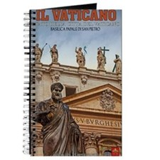 Vatican City Statues Journal