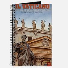 Vatican City Statues Journal