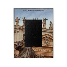 Vatican City Statues Picture Frame