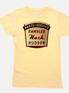 nash rambler hudson hornet Girl's Tee