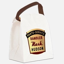 nash rambler hudson hornet Canvas Lunch Bag