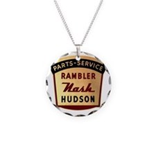 nash rambler hudson hornet Necklace