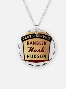 nash rambler hudson hornet Necklace