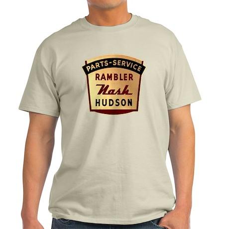 nash rambler hudson hornet Light T-Shirt