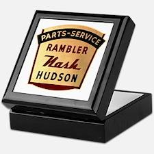 nash rambler hudson hornet Keepsake Box