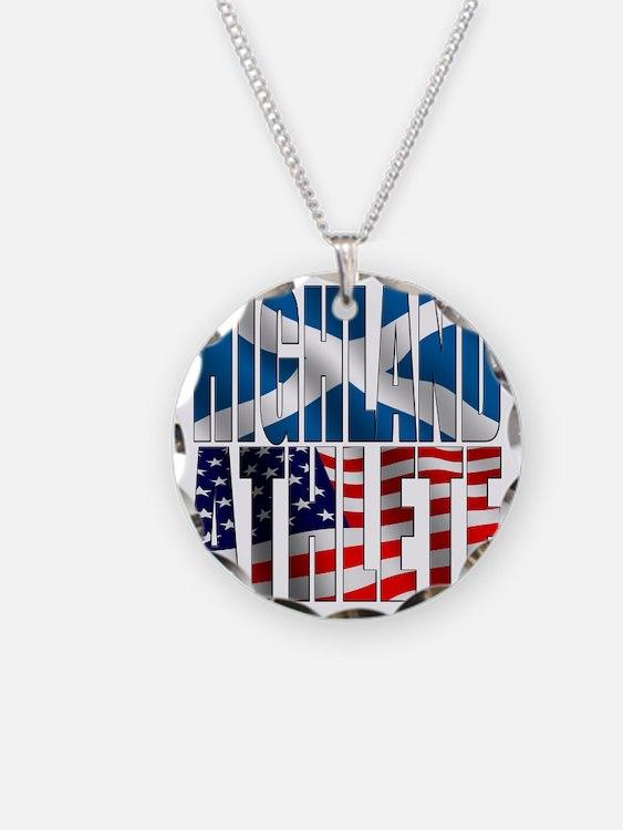 Highland Athlete Necklace